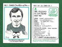 Plymouth Argyle Geoff Cuddington 1